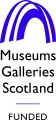 Funded by Museums and Galleries Scotland